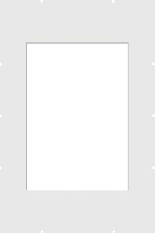 CLIPRAHMEN in Klar - Klar, Basics, Glas (91.5/61/1cm) - Boxxx