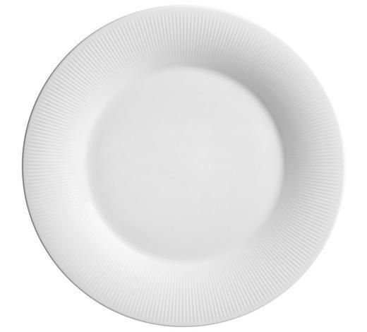 SPEISETELLER 26,50 cm - Weiß, KONVENTIONELL, Keramik (26,50cm) - Ritzenhoff Breker