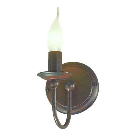 WANDLEUCHTE - ROMANTIK / LANDHAUS, Metall (12/16/15cm)