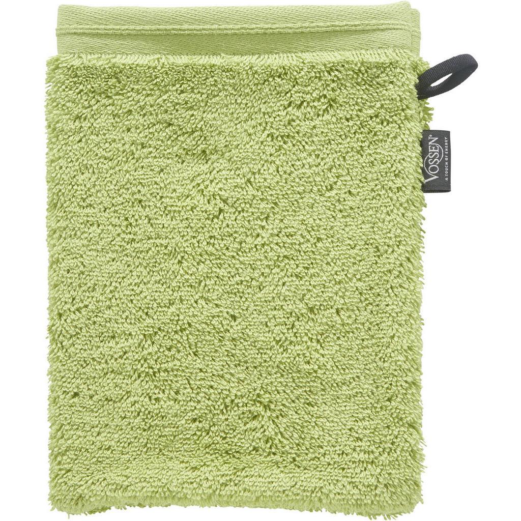 Vossen Waschhandschuh 22/16 cm grün