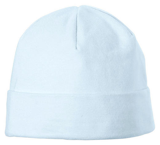 MÜTZE - Hellblau, Basics, Textil (35) - Sterntaler
