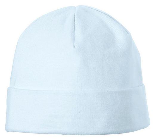 MÜTZE - Hellblau, Basics, Textil (35null) - Sterntaler