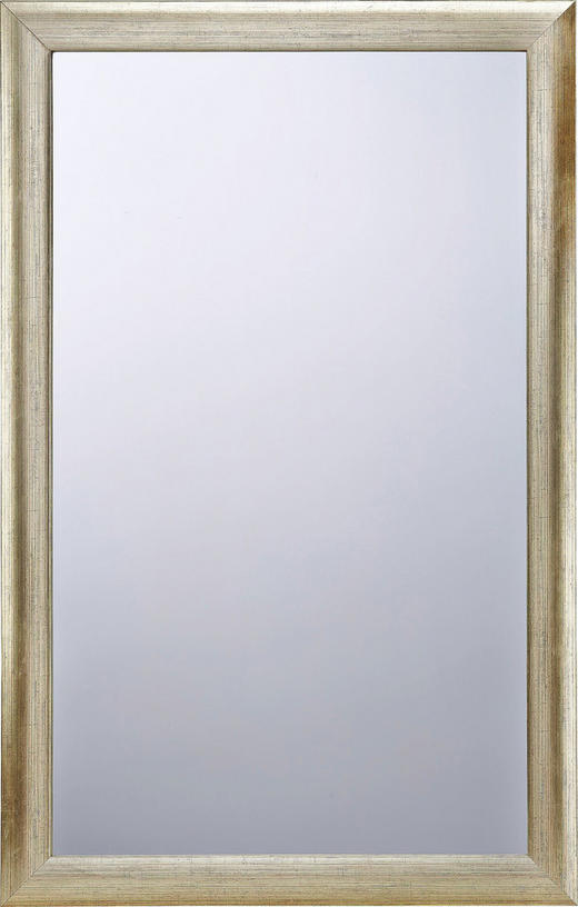 SPIEGEL Tanne Goldfarben - Goldfarben, LIFESTYLE, Glas/Holz (70/110/1,80cm) - Landscape