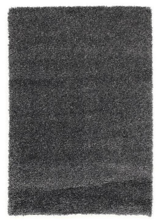 HOCHFLORTEPPICH  140/200 cm  gewebt  Dunkelgrau - Dunkelgrau, Basics, Textil (140/200cm) - Novel
