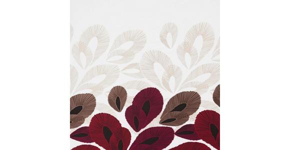 BETTWÄSCHE 140/220 cm - Beere/Creme, Trend, Textil (140/220cm) - Esposa