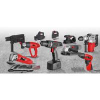 Matrix Power Tool Set 10-tlg. - Basics, Kunststoff/Metall - Matrix