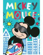 RUČNIK 40/60 cm višebojno  - višebojno, tekstil (40/60cm) - Disney