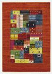 WEBTEPPICH  160/230 cm  Terra cotta - Terra cotta, Textil (160/230cm) - Novel