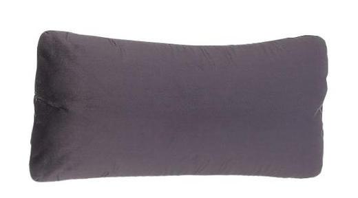 KOPFSTÜTZE - Anthrazit, Trend, Textil (63/27cm) - Carryhome