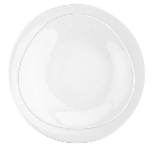 SPEISETELLER Porzellan - Weiß, Basics (28cm) - SELTMANN WEIDEN