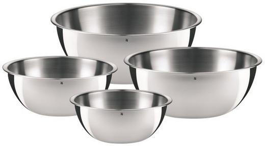 SCHÜSSELSET Metall 4-teilig - Basics, Metall (24cm) - WMF