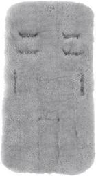 KINDERWAGENEINLAGE - Grau, Basics, Textil (40/75cm) - Jimmylee