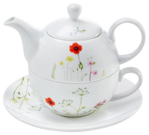 TEA-FOR-ONE SET - višebojno, Basics - Novel
