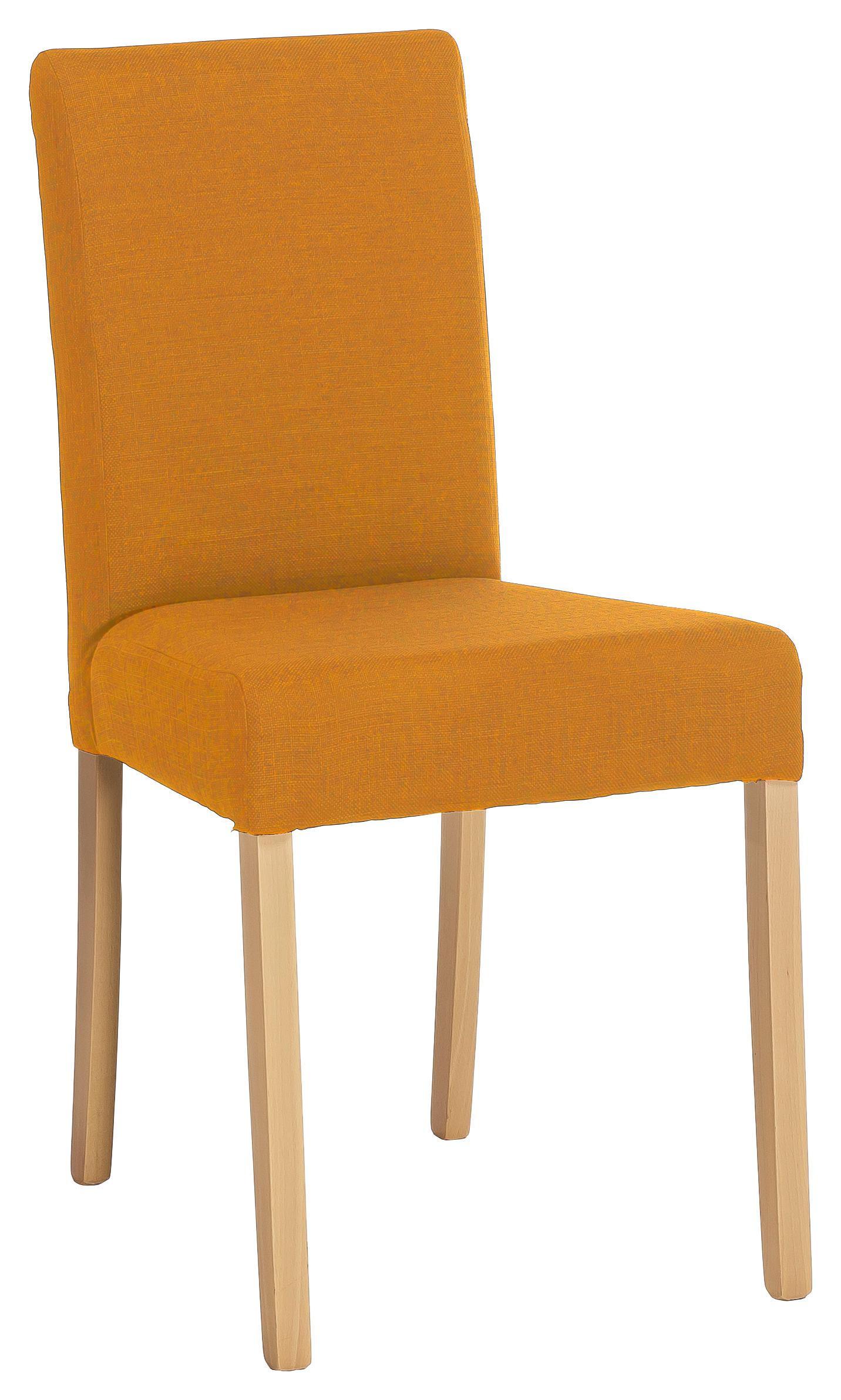 Stuhl Flachgewebe Gelb Buchefarben Online Kaufen Xxxlutz