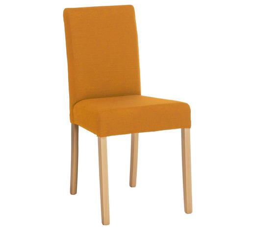 Stuhl In Holz Textil Gelb Buchefarben Online Kaufen Xxxlutz