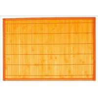 TISCHSET 30/45 cm Holz - Orange, Basics, Holz (30/45cm) - Ritzenhoff Breker