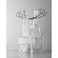 VASE - Weiß, Basics, Glas (20cm) - Leonardo