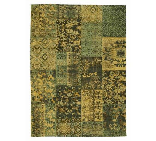 VINTAGE-TEPPICH - Grün, LIFESTYLE, Textil (170/240cm) - Novel