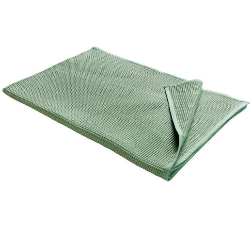 PŘEHOZ, 140/200 cm, mátově zelená - mátově zelená, Basics, textil (140/200cm) - Esposa