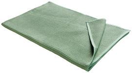 WAFFELPIQUE 140/200 cm - Mintgrün, Basics, Textil (140/200cm) - Esposa