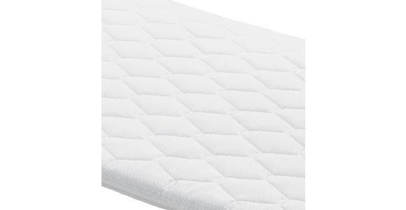 Topper Beta 90x200cm H2 - Weiß, Textil (90/200cm) - Primatex