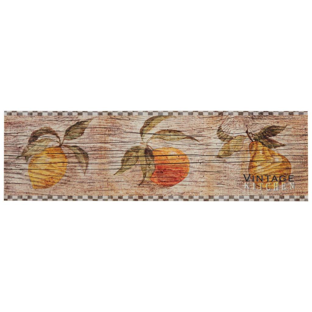 Image of Esposa Küchenteppich 45/150 cm , Küchenteppich , Multicolor , Textil , 45 cm , Velours , 007173019508