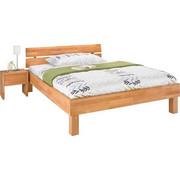 BETT 90 cm   x 200 cm   in Holz Buchefarben - Buchefarben, Design, Holz (90/200cm) - Carryhome