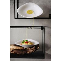 PASTATELLERSET Porzellan  2-teilig  - Weiß, Design, Keramik (26/21cm) - Villeroy & Boch