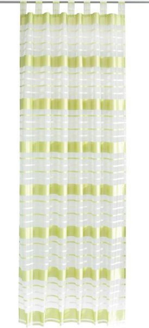SCHLAUFENSCHAL   145/245 cm - Sandfarben/Grün, Basics, Textil (145/245cm) - Esposa