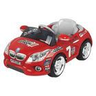 otroški avto champion - rdeča/bela, umetna masa (12kg)