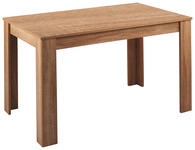 ESSTISCH in Holzwerkstoff 140/80/75 cm   - Eichefarben, MODERN, Holzwerkstoff (140/80/75cm) - Carryhome