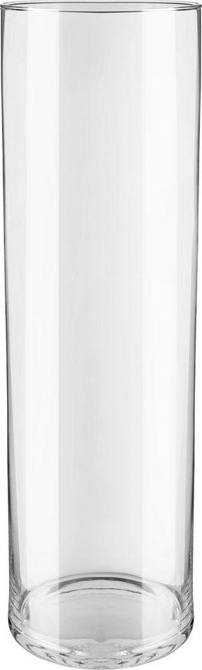 VAS - klar, Basics, glas (18/60cm) - Ambia Home