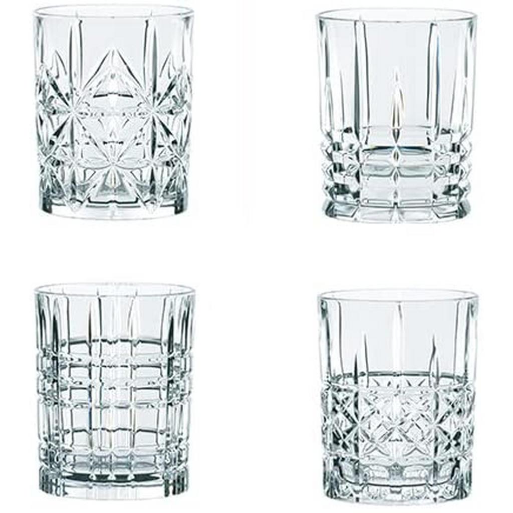 Nachtmann Whisky-gläserset highland 4-teilig