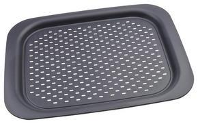 SERVERINGSBRICKA - grå, Modern, plast (45,5/34/2cm) - Justinus
