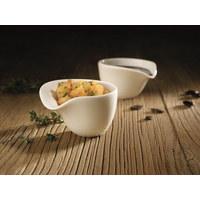 DIPSCHALENSET Keramik Porzellan  - Creme, Basics, Keramik (7,2/7/4,5cm) - Villeroy & Boch