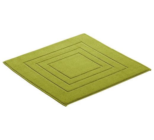 BADTEPPICH in Grün 60/60 cm - Grün, Basics, Textil (60/60cm) - Vossen