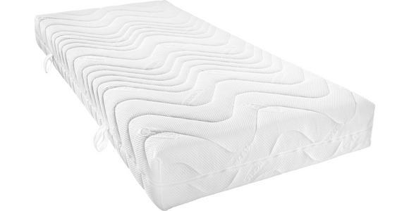 MATRATZE - Weiß, Basics, Textil (90/200cm) - Voleo