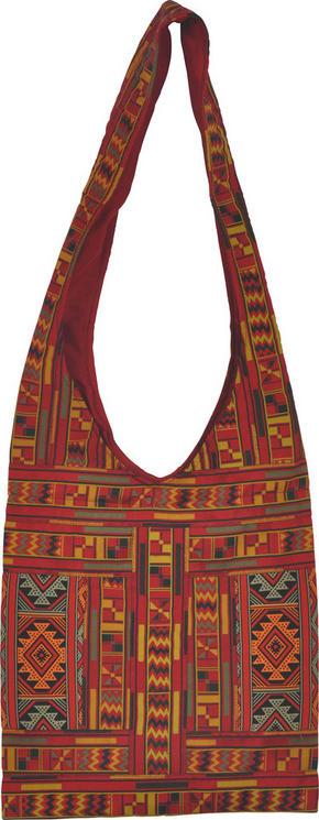 AXELVÄSKA - multicolor, Lifestyle, textil - Esposa