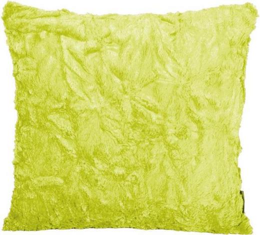ZIERKISSEN 50/50 cm - Grün, Basics, Textil (50/50cm) - NOVEL