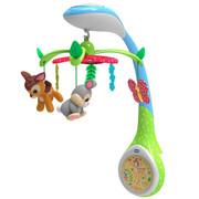 Mobile Bambi - Multicolor, Basics, Kunststoff (40/32/42cm) - Chicco