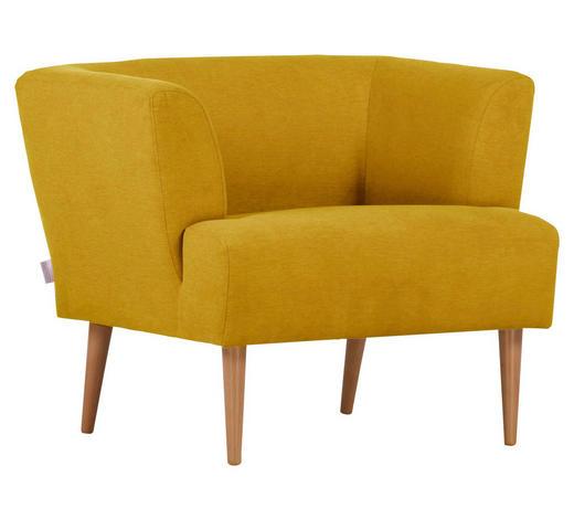 Sessel Flachgewebe Gelb Online Kaufen Xxxlutz