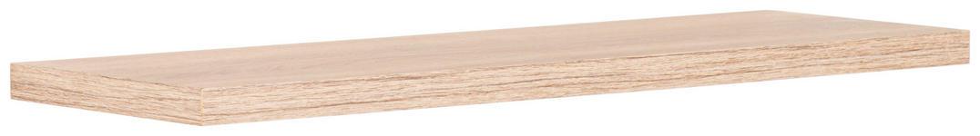 WANDBOARD in 78/3/25 cm Eichefarben  - Eichefarben, Design, Holzwerkstoff (78/3/25cm) - Carryhome