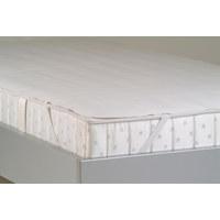 MATRATZENAUFLAGE - Weiß, Basics, Textil (180/200cm) - Sleeptex