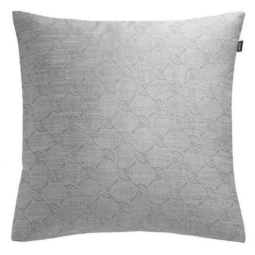 KISSENHÜLLE Grau, Hellgrau 50/50 cm - Hellgrau/Grau, Textil (50/50cm) - Joop!