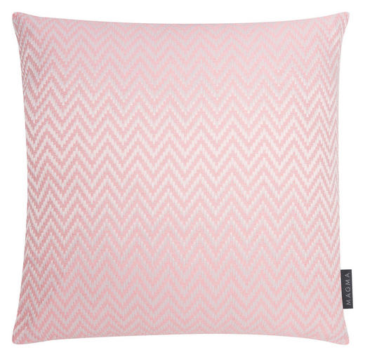 ZIERKISSEN 40/40 cm - Rosa, Textil (40/40cm)