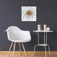 Abstraktes ORIGINALBILD - Multicolor, LIFESTYLE, Holz/Textil (40/40/3,80cm) - Eurographics