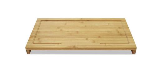 SCHNEIDEBRETT - Naturfarben, Basics, Holz (54/28/4,3cm) - Homeware