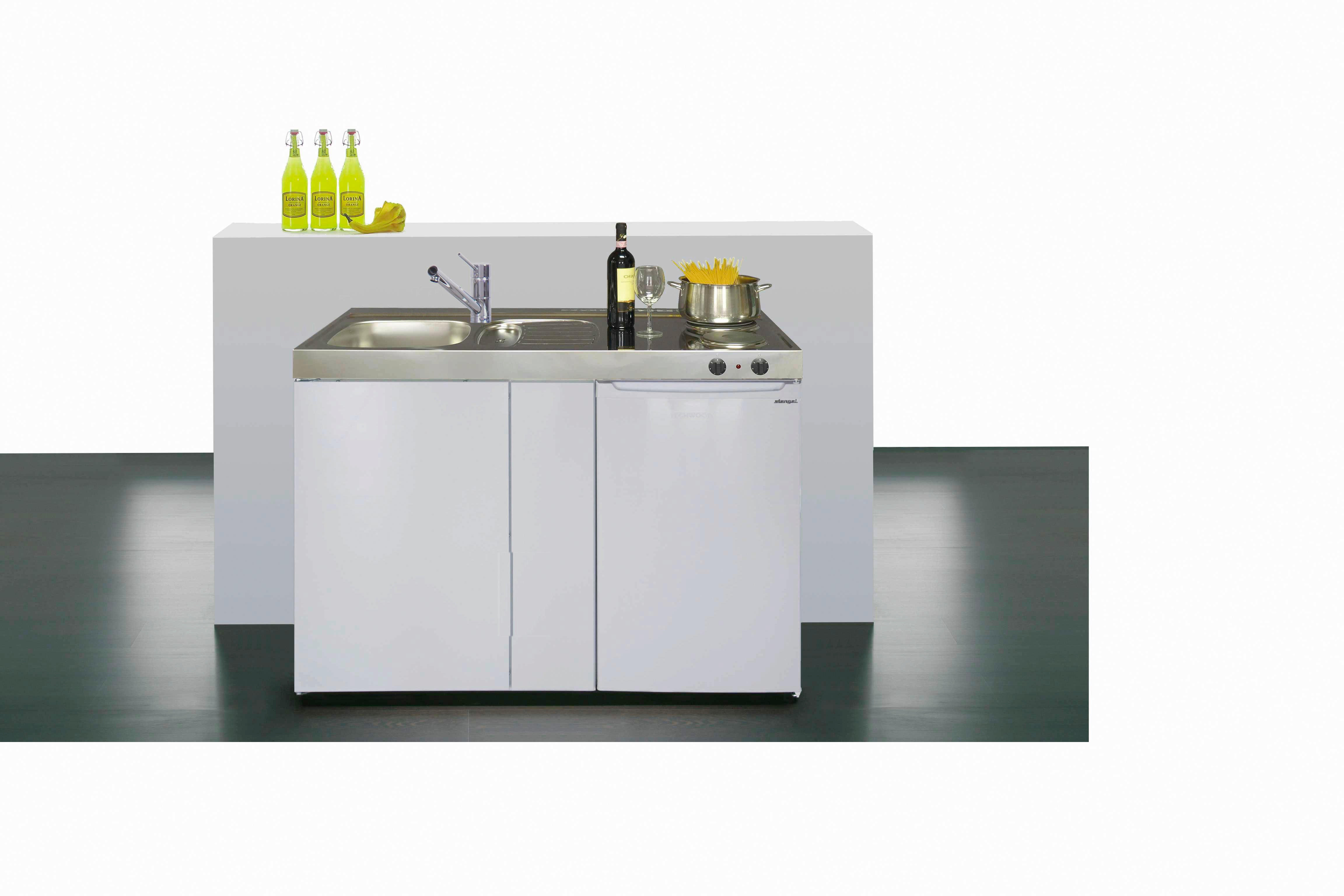 Miniküche 120 Cm Breit Mit Kühlschrank : Miniküche online kaufen ➤ xxxlutz