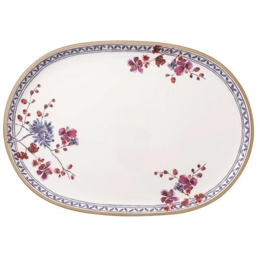 FISCHTELLER Keramik Porzellan - Multicolor/Weiß, LIFESTYLE, Keramik (43cm) - Villeroy & Boch