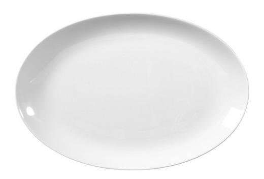 PLATTE - Weiß, Basics, Keramik (28cm) - Seltmann Weiden